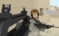 Call of duty flash oyunu