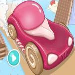 Dinazorlu araba yarışı oyunu