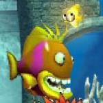 Küçük balık yeme oyunu