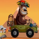 Maymun safari oyunu