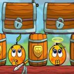 Portakal ve bulut ortaçağ oyunu