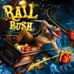 Rail rush yılbaşı oyunu