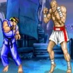Street fighter Sagat oyunu