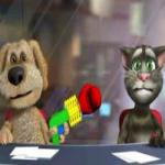 Talking Tom Cat 3 oyunu
