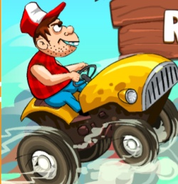 Traktör savaşı oyunu