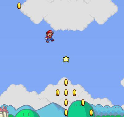 Uçan Mario 2 oyunu