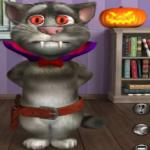 Vampir talking tom cat oyunu