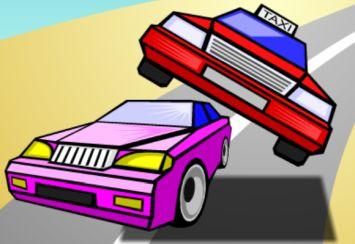 Zıplayan Araba Oyunu Oyna