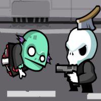 Zombi kıyameti oyunu